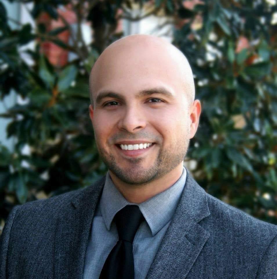Meet the Pastor » New World United Methodist Church